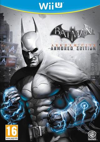 Comprar Batman Arkham City Armored Edition barato Wii U