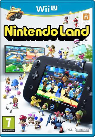 Comprar Nintendo Land barato Wii U