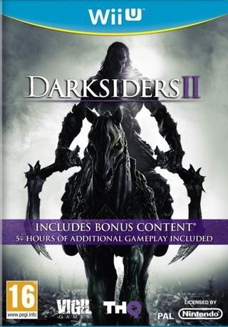 Comprar Darksiders II barato Wii U
