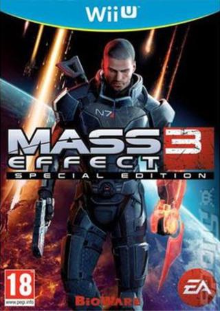 Comprar Mass Effect 3 barato Wii U