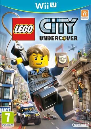 Comprar Lego City Undercover barato Wii U