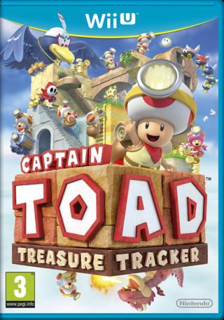 Comprar Captain Toad: Treasure Tracker barato Wii U