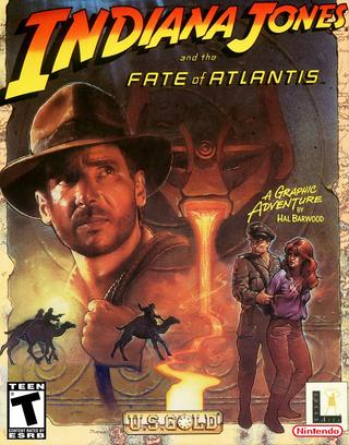 Comprar Indiana Jones and the Fate of Atlantis barato PC