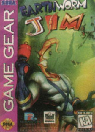 Comprar Earthworm Jim barato Game Gear