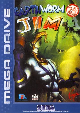 Comprar Earthworm Jim barato Mega Drive