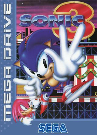 Comprar Sonic the Hedgehog 3 barato Mega Drive