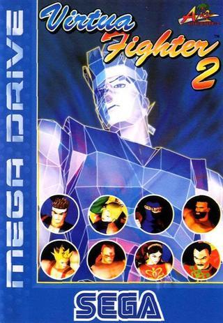 Comprar Virtua Fighter 2 barato Mega Drive