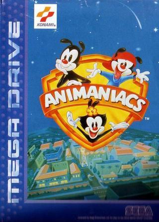 Comprar Animaniacs barato Mega Drive