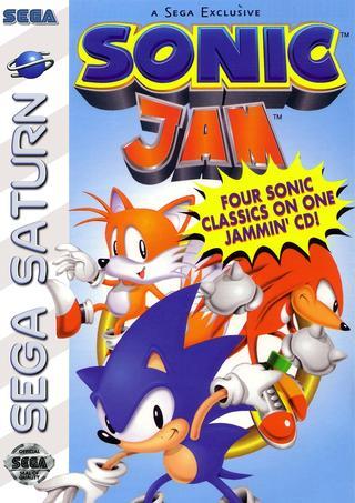 Comprar Sonic Jam barato Saturn