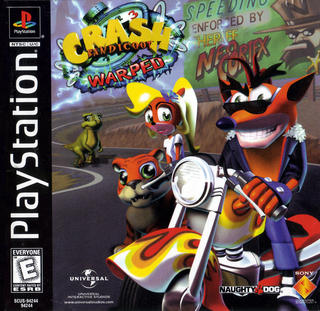 Comprar Crash Bandicoot 3: Warped barato PSX