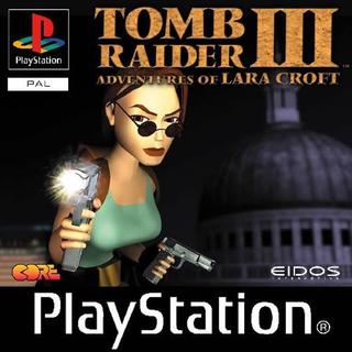 Comprar Tomb Raider III: Adventures of Lara Croft barato PSX