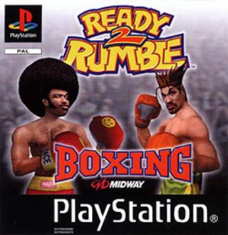 Comprar Ready 2 Rumble Boxing barato PSX