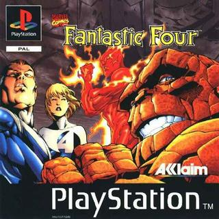 Comprar Fantastic Four barato PSX