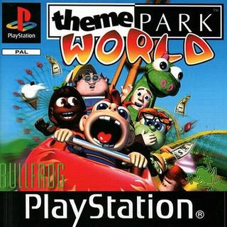 Comprar Theme Park World barato PSX