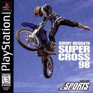 Comprar Jeremy McGrath Supercross 98 barato PSX