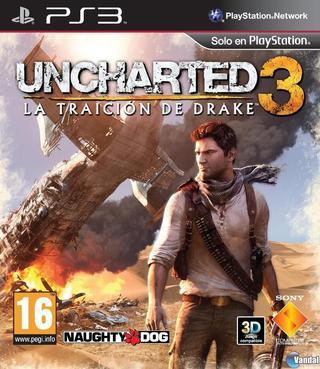 Comprar Uncharted 3: La Traición de Drake barato PS3