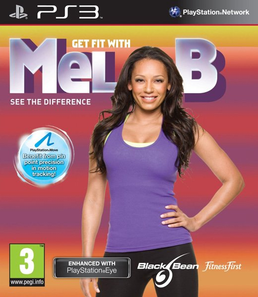 Get Fit With Mel B - Sony Playstation 3