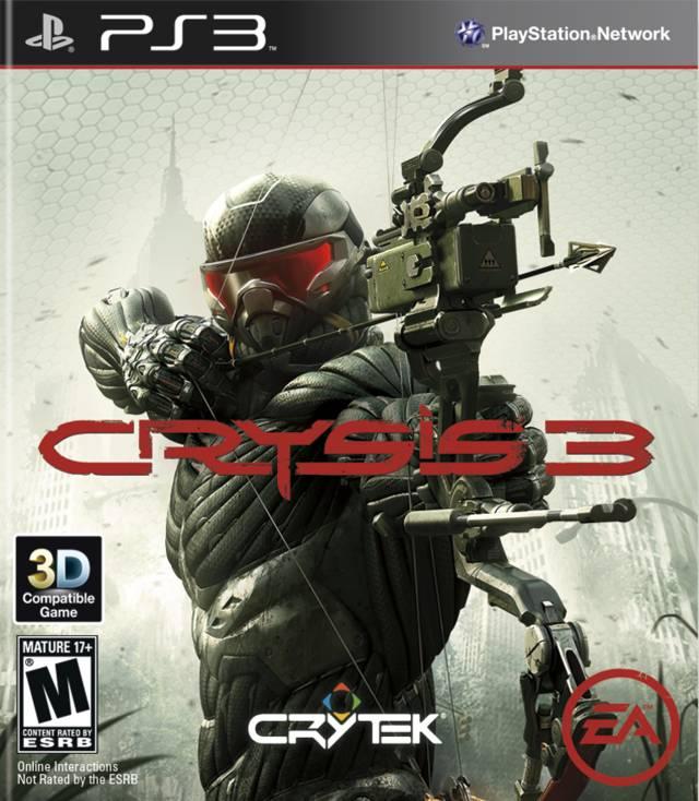 Crysis 3 - Sony Playstation 3