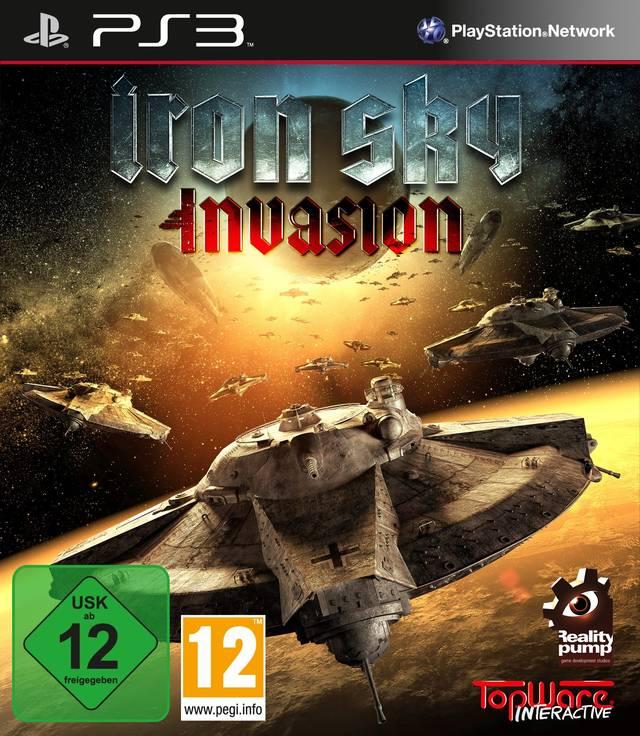 Iron Sky Invasion - Sony Playstation 3