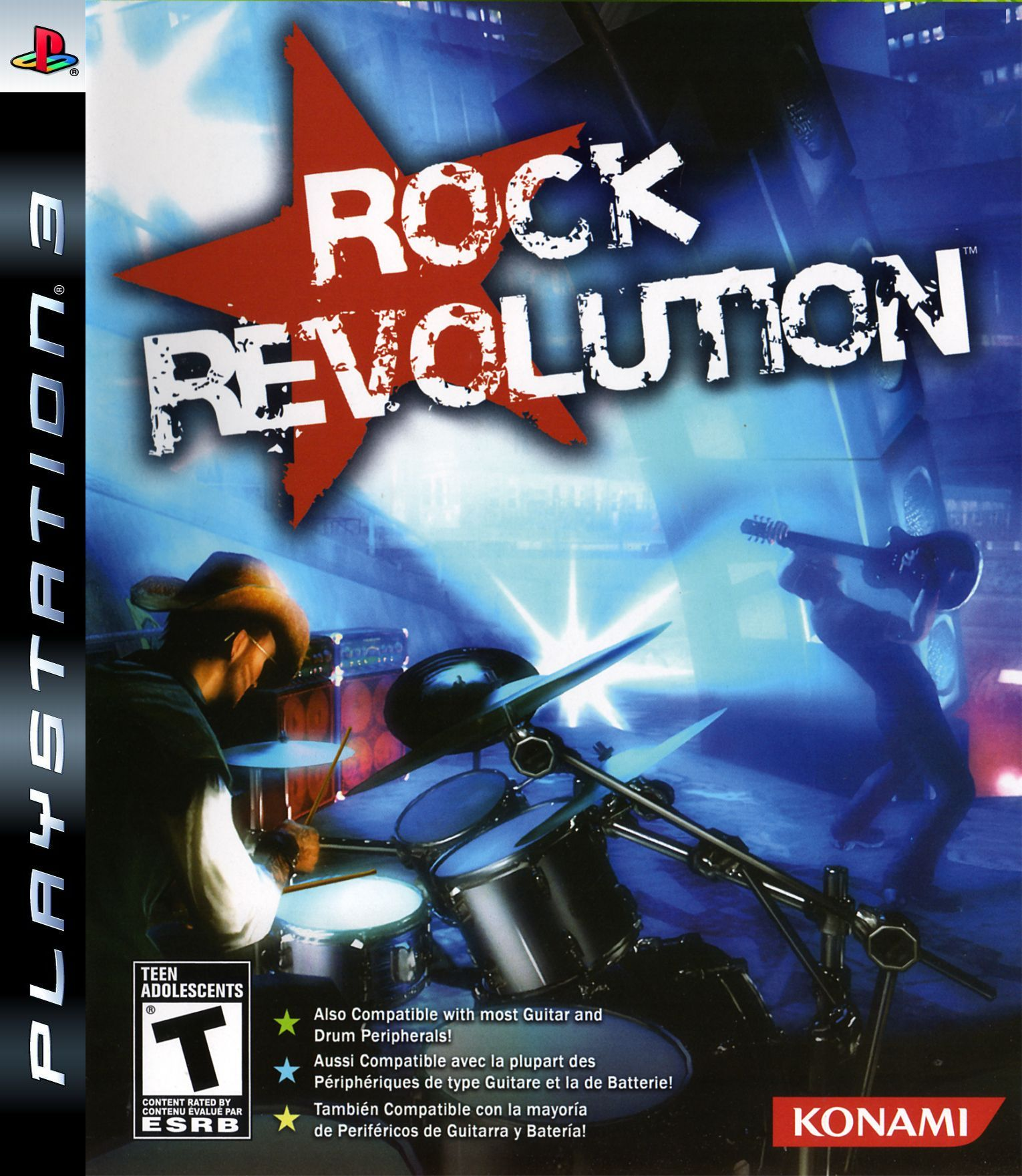 Rock Revolution - Sony Playstation 3