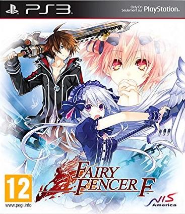 Fairy Fencer F - Sony Playstation 3