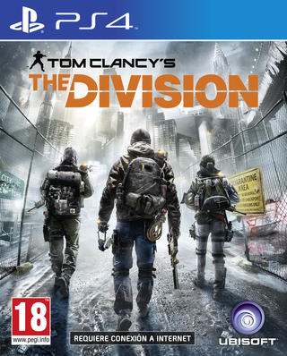 Comprar Tom Clancy's: The Division barato PS4