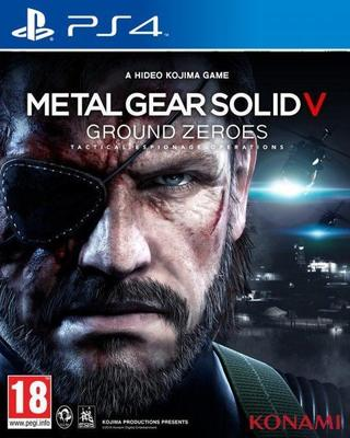 Comprar Metal Gear Solid V Ground Zeroes barato PS4