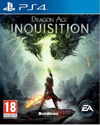 Comprar Dragon Age: Inquisition barato PS4
