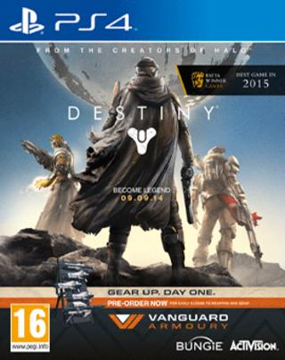 Comprar Destiny barato PS4
