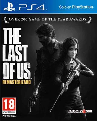 Comprar The Last of Us Remasterizado barato PS4