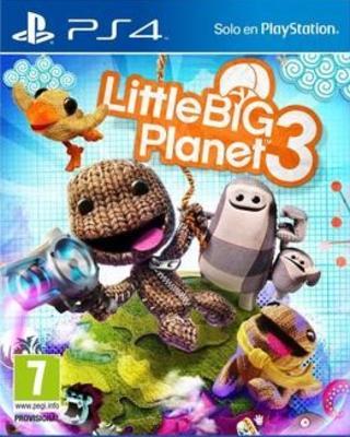 Comprar Little Big Planet 3 barato PS4