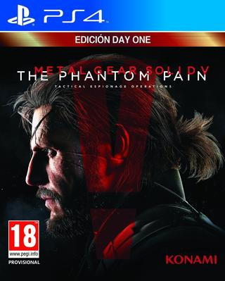 Comprar Metal Gear Solid V: The Phantom Pain barato PS4