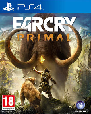 Comprar Far Cry Primal barato PS4