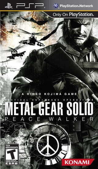 Comprar Metal Gear Solid: Peace Walker barato PSP