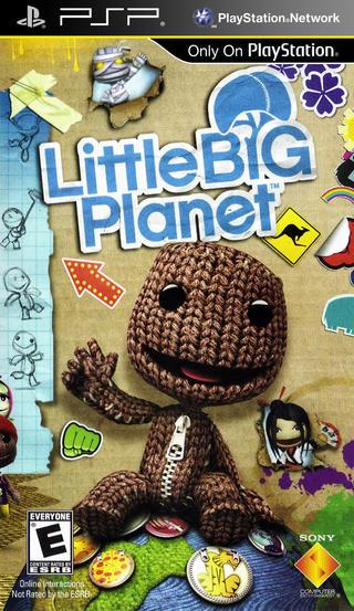 Comprar Little Big Planet barato PSP