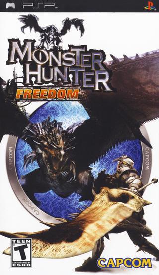 Comprar Monster Hunter Freedom barato PSP