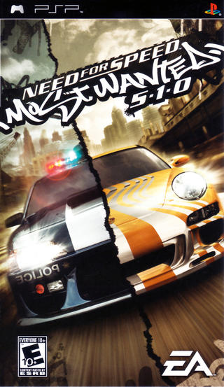 Comprar Need for Speed Most Wanted 5-1-0 barato PSP