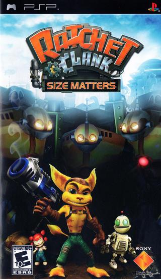 Comprar Ratchet & Clank: Size Matters barato PSP