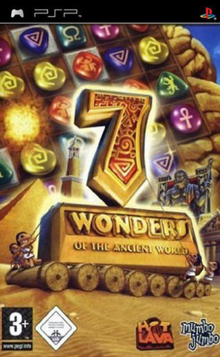 Comprar 7 Wonders of the Ancient World barato PSP