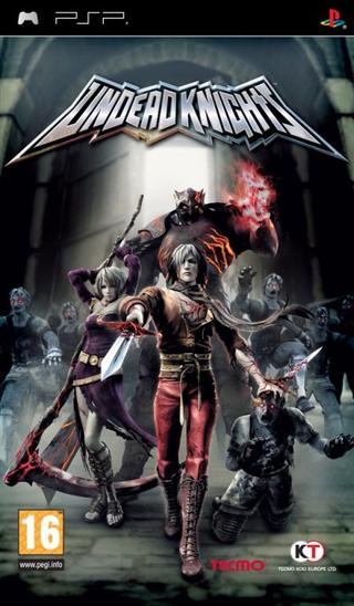 Comprar Undead Knights barato PSP