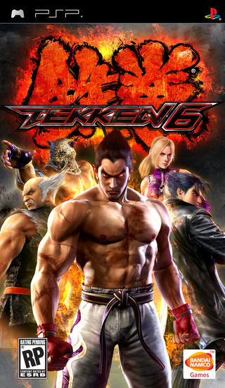 Comprar Tekken 6 barato PSP