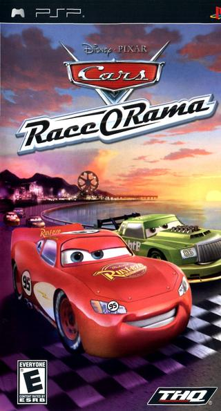 Comprar Cars Race-O-Rama barato PSP