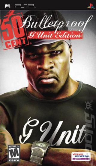Comprar 50 Cent: Bulletproof G Unit Edition barato PSP