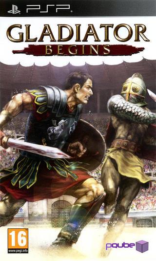 Comprar Gladiator Begins barato PSP