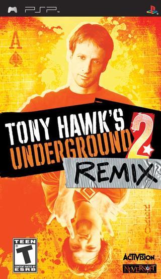 Comprar Tony Hawk's Underground 2 Remix barato PSP
