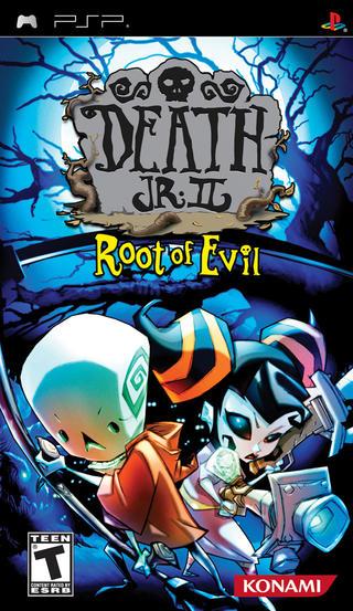 Comprar Death Jr II: Root of Evil barato PSP