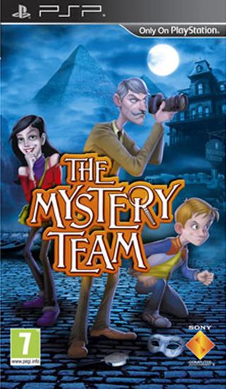 Comprar The Mystery Team barato PSP