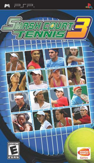 Comprar Smash Court Tennis 3 barato PSP