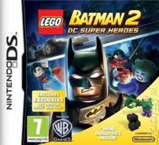 Comprar LEGO Batman 2: DC Super Heroes barato DS