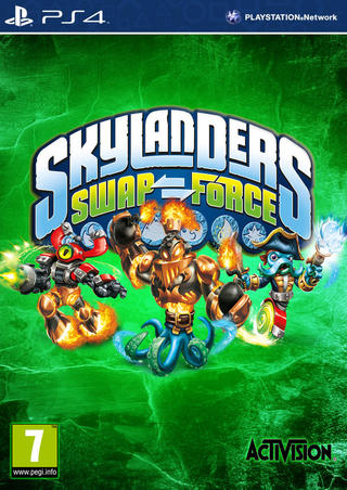 Comprar Skylanders SWAP Force barato PS4